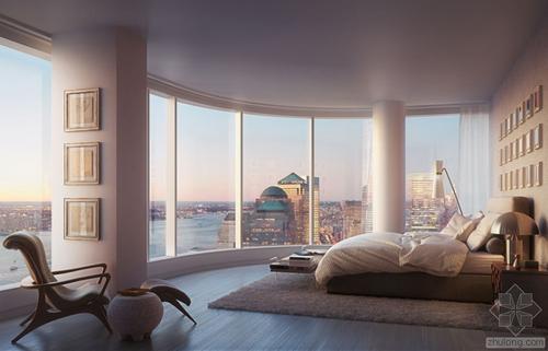 妮可·基德曼最终出售俯瞰哈德逊河的纽约公寓