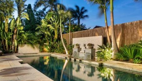 巴厘岛度假胜地风格的度假胜地助推布莱顿梦想中的家