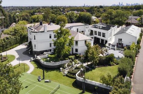 坎特伯雷房地产待售价格在4200至4600万美元之间