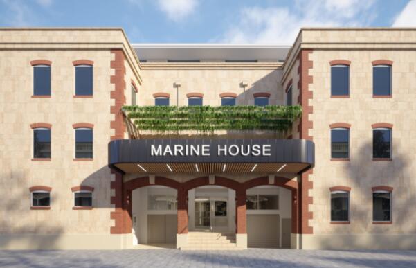 弗里曼特尔的海洋之家获得装修和新租户