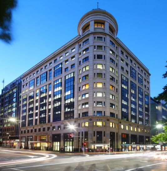 悉尼桥梁街20号的A级办公室每平方米1150美元