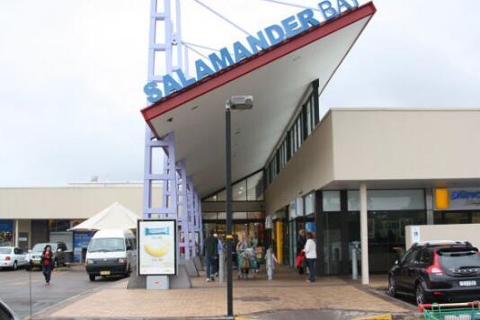 特许大厅零售房地产投资信托基金购买Sal购物中心