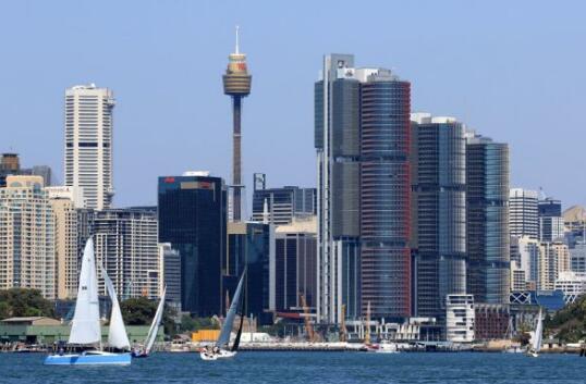 外国投资者占房地产购买者比例的上升