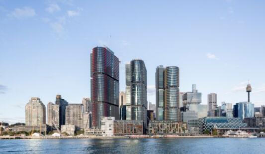 Servcorp在悉尼开设了澳大利亚最大的共同工作空间