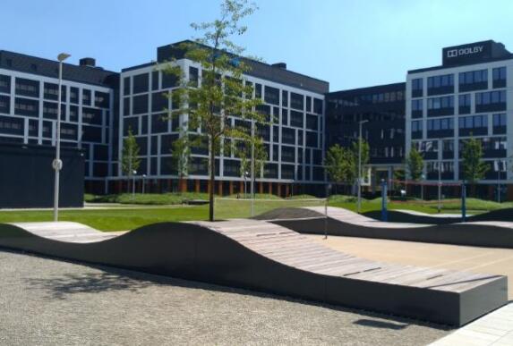 第一太平戴维斯赢得弗罗茨瓦夫商业花园的物业管理