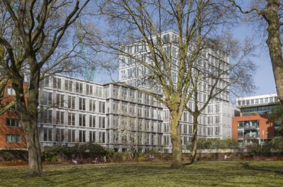 Skanska获得6440万欧元的Featherstone Building交易
