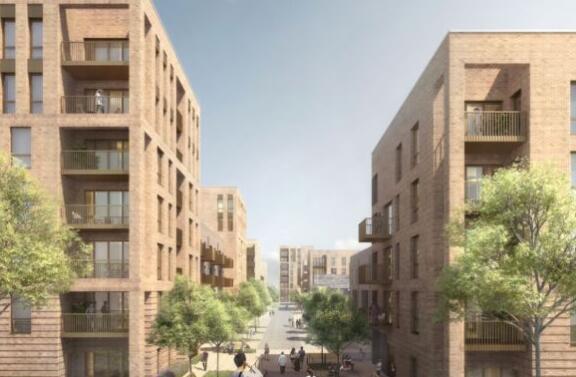 Wates和Orbit获得107欧元的伦敦重建费用