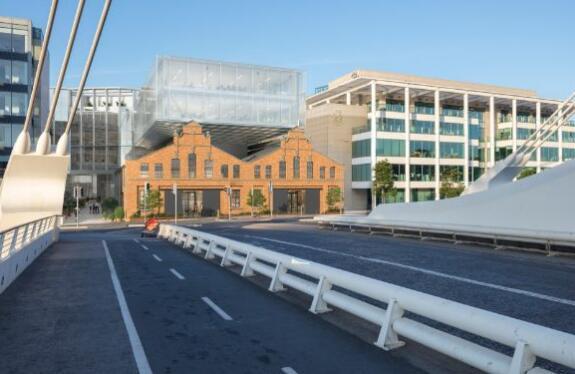 IPUT在都柏林港区推出新的办公计划