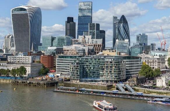 伦敦是全球跨境资本最为活跃的房地产市场