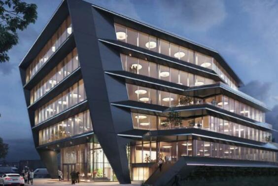 瑞银资产管理收购了阿姆斯特丹的Flow办公室计划