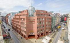 世邦魏理仕收购汉堡的Hanseviertel大楼
