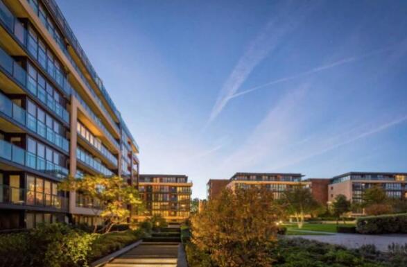 肯尼迪威尔逊和安盛收购都柏林的1.61亿欧元RESI计划