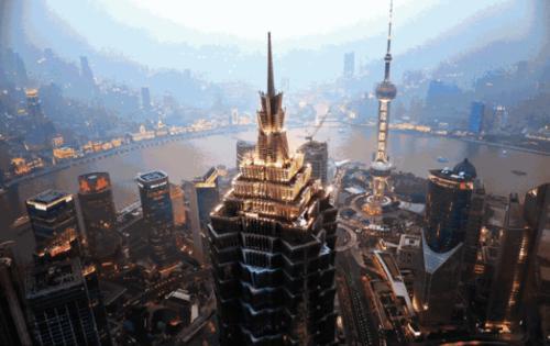 中国金茂累计取得签约销售金额451.04亿元