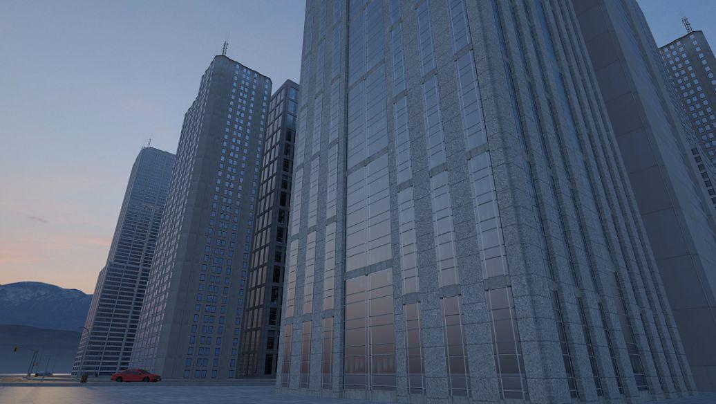 二线城市或将与500米以上摩天大楼绝缘