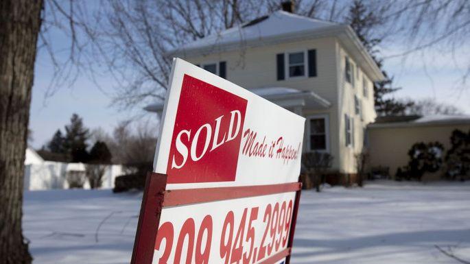 在大流行发生之前 美国住房市场有望保持强劲的销售势头