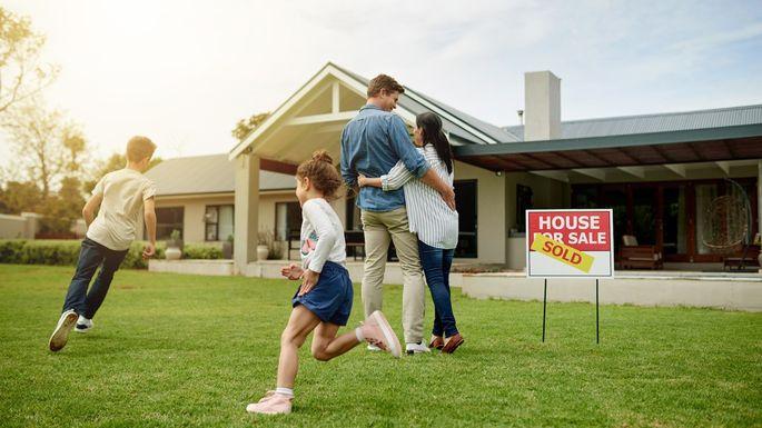 美国抵押贷款率达到近50年最低水平