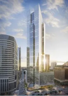 DLA Piper在德克萨斯大厦签署了一份31,000平方英尺的租赁合同