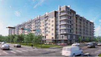 Wood Partners在休斯顿内环线西达拉斯的房地产项目动工