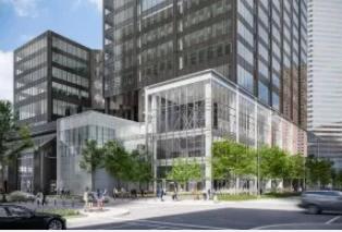 Vorys公司租用了22,627平方英尺的办公空间