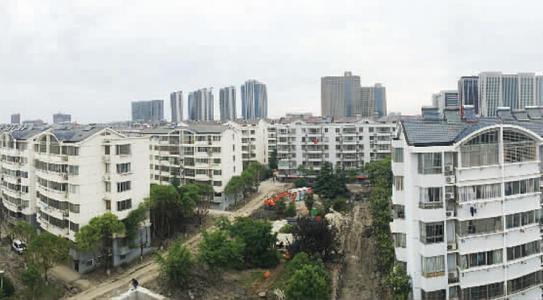 江苏盐城整治老旧小区74个314万平方米江苏盐城