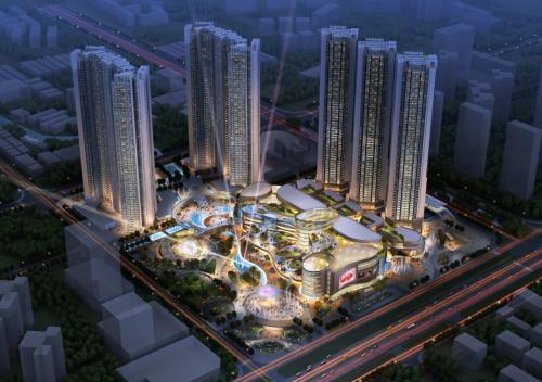 北京新房热搜榜出炉 其中位于大兴的中海寰宇时代备受关注