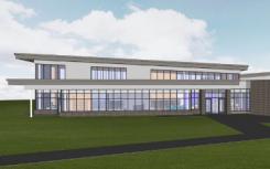 克劳斯安德森在明尼苏达州完成图书馆的建设项目
