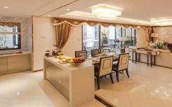 横厅为何独得市场和豪宅青睐 户型中的大横厅究竟有多大魅力