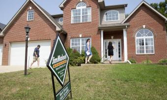 美国抵押贷款利率创下新低降至3%以下