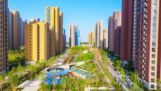在北京人气小区榜单中排名第一的是嘉都