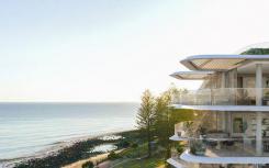 这个耗资600万美元的单位 是地标海滩上最后的住宅