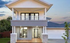 迎合多代人生活的新住宅设计