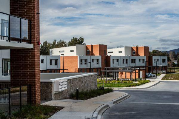 ACT政府发布了66套住房 作为住房策略的一部分