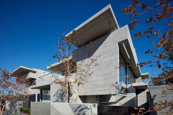 科特斯洛豪宅在西澳建筑奖中获得最高荣誉