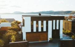 特兰米尔Trikala住宅位于东部海岸最美的郊区