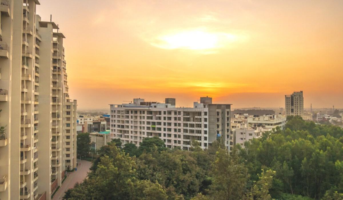 班加罗尔是活跃的房地产市场 这要归功于其服务业和该市越来越多的企业