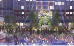 密尔沃基地区购物中心与全国零售商Target签订了租赁协议