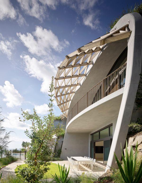 昆士兰建筑奖2020:预算惊人的Noosa房屋