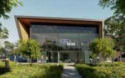 福特将在一个新的商业园区整合其零部件和分销服务