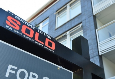 卑诗省房屋销售回升至之前的水平