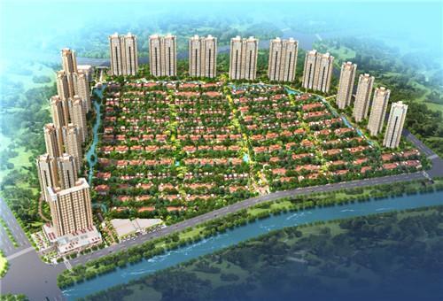 阳光城与龙湖等房地产企业同日公布了新一轮融资计划