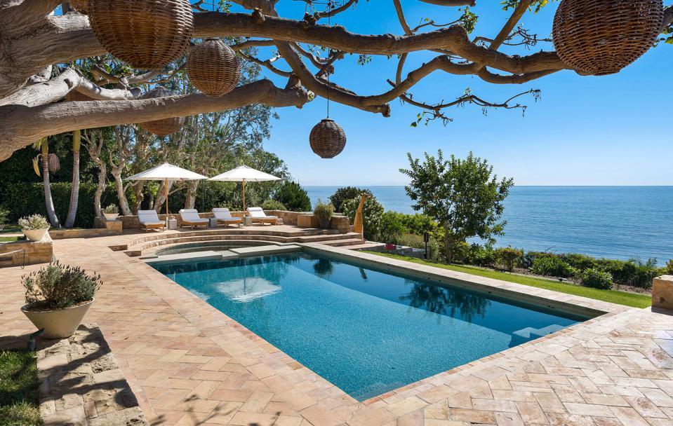 戴安娜詹金斯位于马里布的地产以1.25亿美元出售