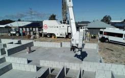 澳大利亚制造的机器人砌砖工每小时可以铺设1000块砖