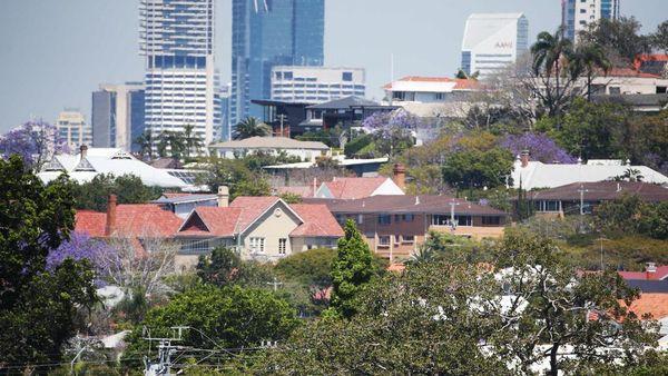 在昆士兰州的大都市地区 卖家之间的幸福感一直在稳定增长