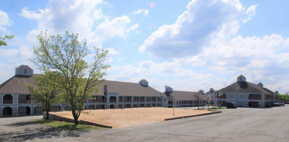 密苏里州布兰森的Days Inn酒店已转变为经济适用房