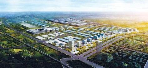 高新产业培育基地承载着临空经济圈重要的产业集群