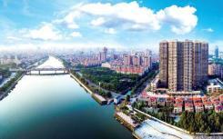 位于番禺中心城区黄金地段的蔡边一村全面改造又推进一步