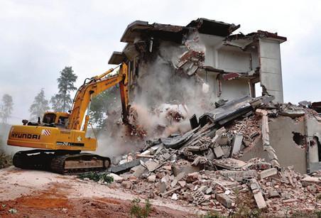 征地拆迁中哪些行为是违法的