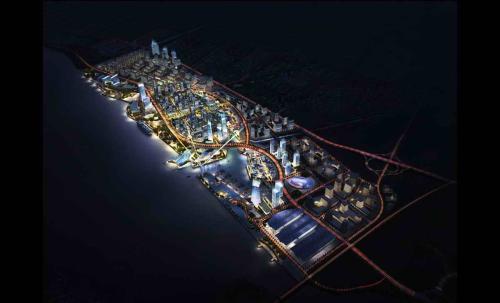 广东汕头出让两宗位于东海岸和龙湖区的宅地