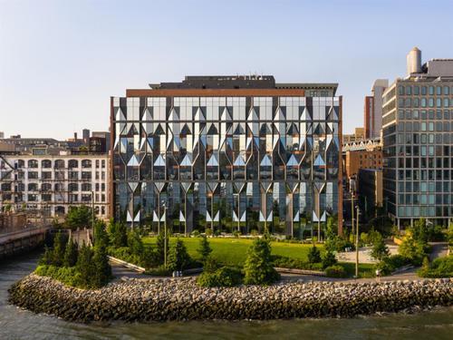 仲量联行资本市场完成1.163亿美元的建筑融资