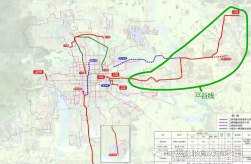 平谷线在燕郊都设了那几座车站